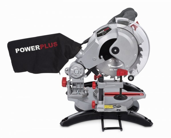 PowerPlus POWE50001 - Pokosová pila 1 450W / 210mm
