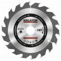 Kreator KRT020402 - Pilový kotouč na dřevo 130mm, 18T