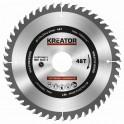Kreator KRT020413 - Pilový kotouč na dřevo 170mm, 48T