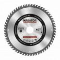 Kreator KRT020422 - Pilový kotouč na dřevo 210mm, 60T