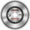 Kreator KRT020423 - Pilový kotouč na dřevo 216mm, 48T