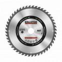 Kreator KRT020425 - Pilový kotouč na dřevo 250mm, 48T