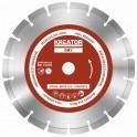 Kreator KRT080102 - Diamantový kotouč segmentový 230mm UNIVERZAL 3ks sada