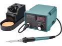 Extol Industrial 8794520 stanice pájecí s LCD a elektronickou regulací teploty a kalibrací
