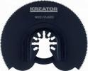 Kreator KRT990020 - Segmentový řezný kotouč 90 x 1,4 mm dřevo, plast