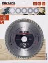 Kreator KRT021151 - pilový kotouč na dřevo 200 mm, 48 Z