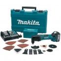 Makita BTM50RFEX4 aku multifunkční stroj s příslušenstvím