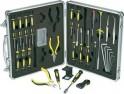 Sada Basetech nářadí pro jemnou mechaniku a elektroniku, 30 ks
