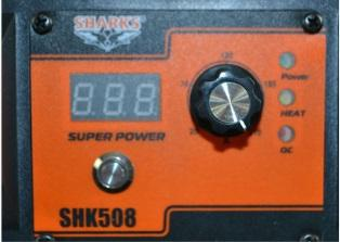 Svářecí invertor Sharks Super power  IGBT 210A