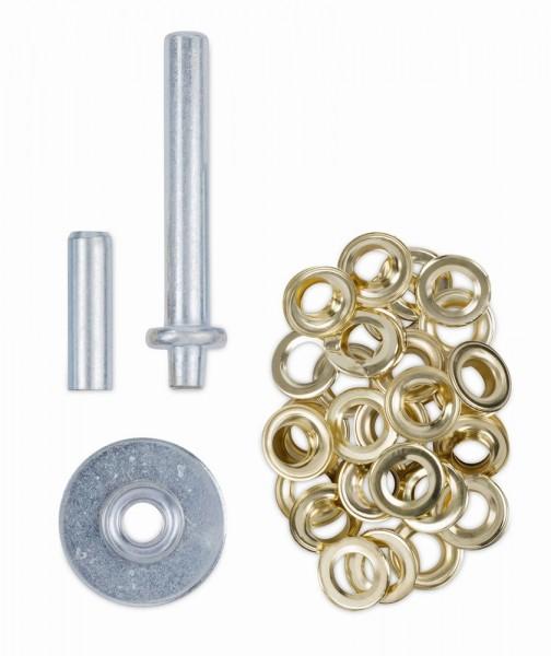 Levně Kreator KRT616109 - Nýtovací nástroj 12,5mm + 30ks