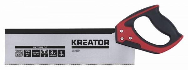 Kreator KRT802001 - Čepovací pila 350mm