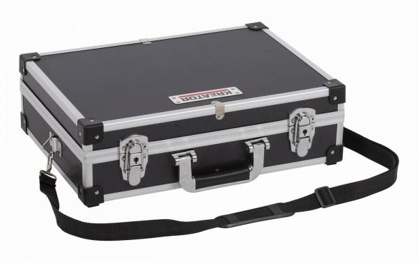 Kreator KRT640101B - Hliníkový kufr 420x300x125mm černý
