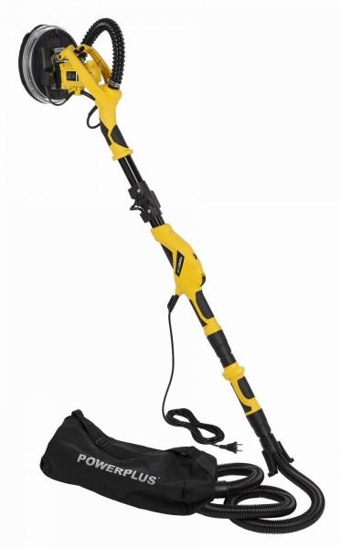 PowerPlus POWX0479 - Bruska na sádrokarton / žirafa 1050W 225mm + PRODLOUŽENÁ ZÁRUKA 36 MĚSÍCŮ