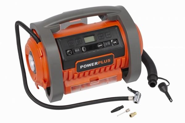 PowerPlus POWDP7040 - Aku kompresor 20V (bez AKU)