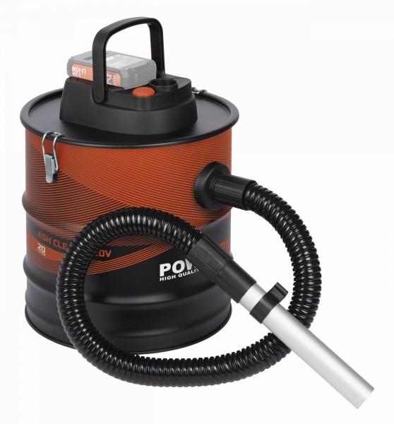 PowerPlus POWDP6020 - Separátor / vysavač popela 20V (bez baterie)