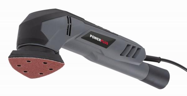 PowerPlus POWE40051 - Trojúhelníková bruska 280 W