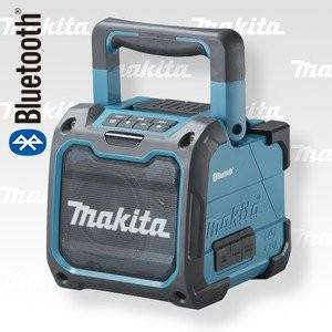 Makita DMR200 aku přehrávač s Bluetooth, Li-ion 10,8V-18V, Z + PRODLOUŽENÁ ZÁRUKA 36 MĚSÍCŮ