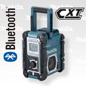 Makita DMR108 aku rádio s Bluetooth, Li-ion 7,2V-18V, bez aku Z + PRODLOUŽENÁ ZÁRUKA 36 MĚSÍCŮ