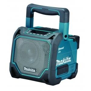 Makita DMR202 aku přehrávač s USB a Bluetooth + PRODLOUŽENÁ ZÁRUKA 36 MĚSÍCŮ