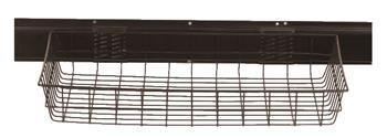 Závěsný systém G21 BlackHook big basket 62x31x10 cm