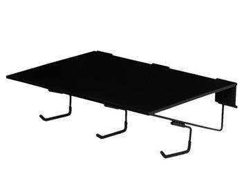 Závěsný systém G21 BlackHook large shelf 60x40x17 cm