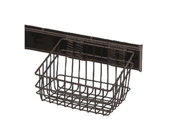 Závěsný systém G21 BlackHook small basket 30x20x19 cm
