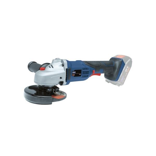 Scheppach CAD115-20Li aku 20 V úhlová bruska 115 mm + PRODLOUŽENÁ ZÁRUKA 48 MĚSÍCŮ