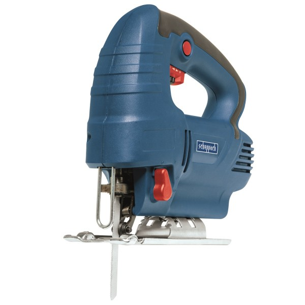 Scheppach JS600 elektrická přímočará pila 600 W + PRODLOUŽENÁ ZÁRUKA 48 MĚSÍCŮ