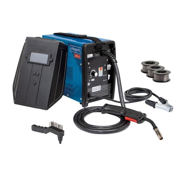 Scheppach WSE3200 svářečka s plněnou drátovou elektrodou + PRODLOUŽENÁ ZÁRUKA 48 MĚSÍCŮ