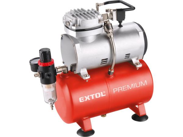 Extol Premium AC-S3 olejový kompresor