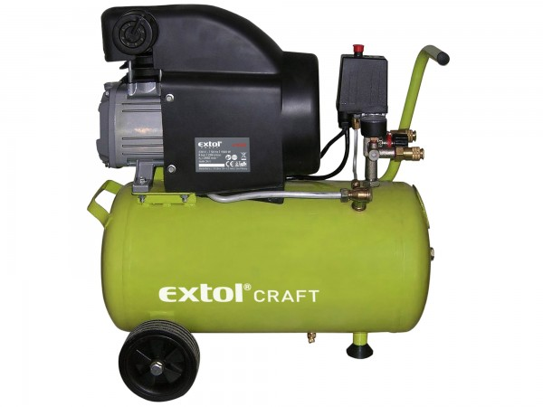 Extol Craft 418200 olejový kompresor