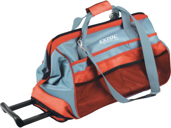 Extol Premium 8858024 taška na nářadí na kolečkách