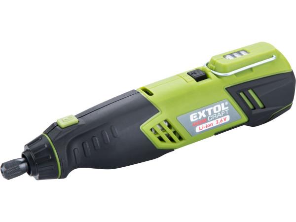 Extol Craft 402200 bruska přímá 3,6V
