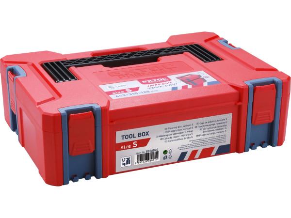 Extol Premium 8856070 box plastový, S velikost, 443x310x128mm