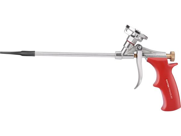 Extol Premium 8845207 pistole na PU pěnu s 8mm úzkou trubicí