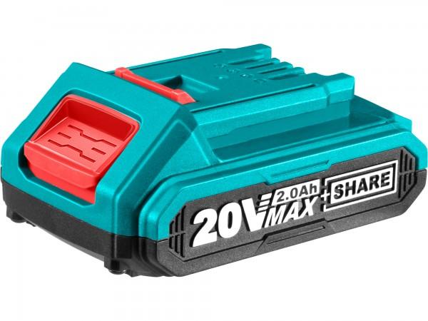 Total TFBLI2001E baterie akumulátorová 20V, Li-ion, 2000mAh, TOTAL
