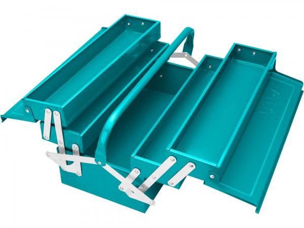Total THT10702 kufr na nářadí kovový, industrial