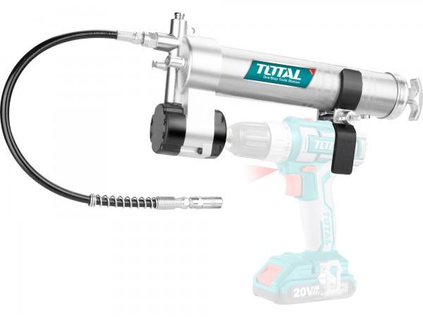 Total TGULI2001 přídavná mazací pistole, industrial