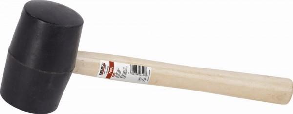 Kreator KRT904002 - gumová palice černá 700 g, dřevěná násada
