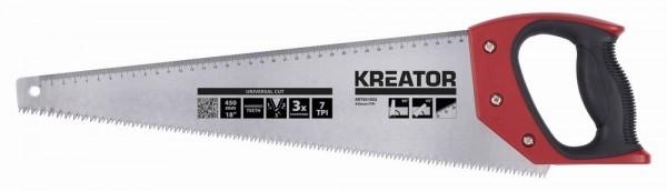 Kreator KRT801002 - Ruční pila 450 mm 7TPI