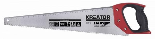 Kreator KRT801003 - Ruční pila 500 mm 7TPI