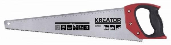Kreator KRT801102 - Ruční pila 500 mm 11TPI